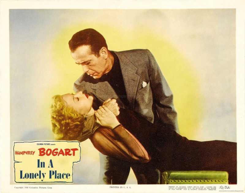 In a Lonely Place 1950lobby