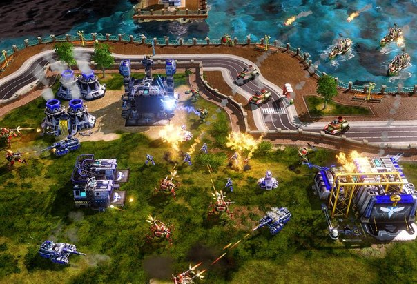 Command & Conquer - Red Alert 2 Trainer
