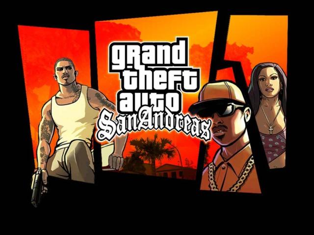 GTA San Andreas Trainer