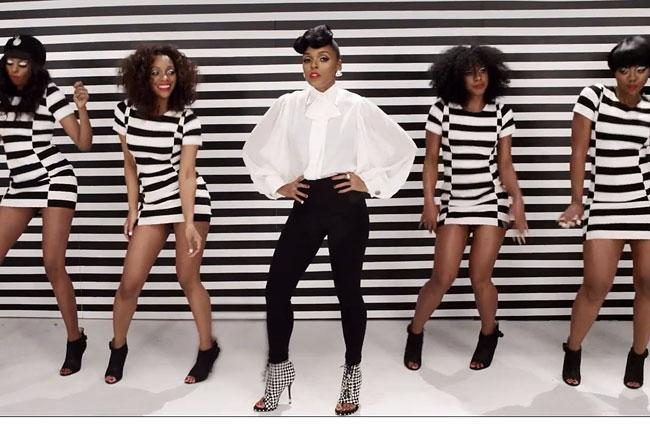 Janelle Monae feat.Erykah Badu - Q.U.E.E.N