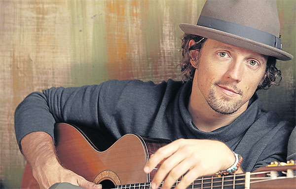 Jason Mraz Life Is Wonderful