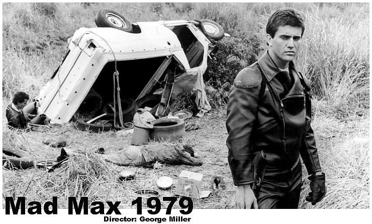 Mad Max 1979logo
