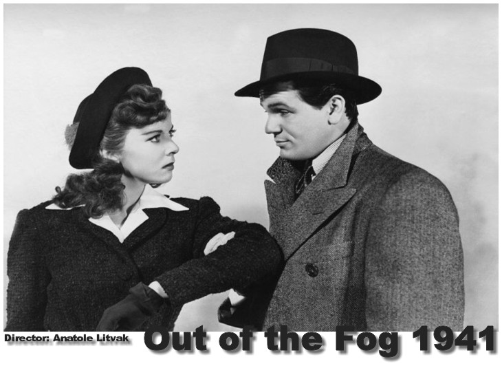 Out of the Fog 1941logo Out of the Fog 1941