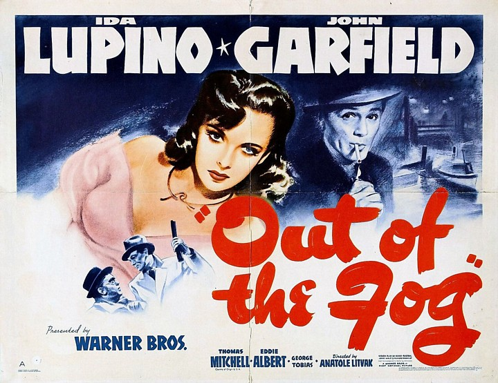 Out of the Fog 1941poster