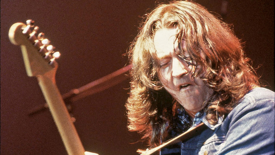 Rory Gallagher Live At Montreux on Sky Arts