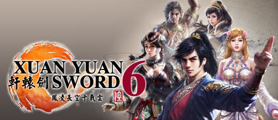 Xuan-Yuan Sword 6 Trainer