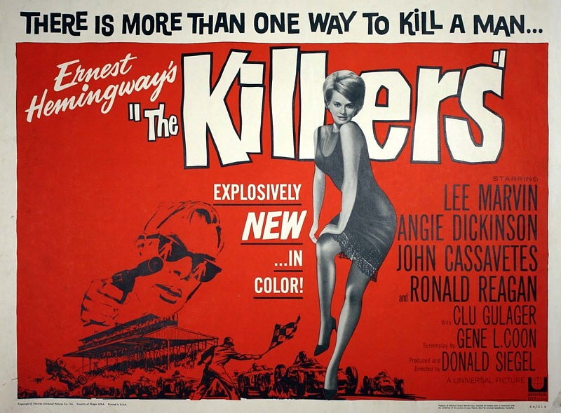 thekillerslobbycard The Killers 1964
