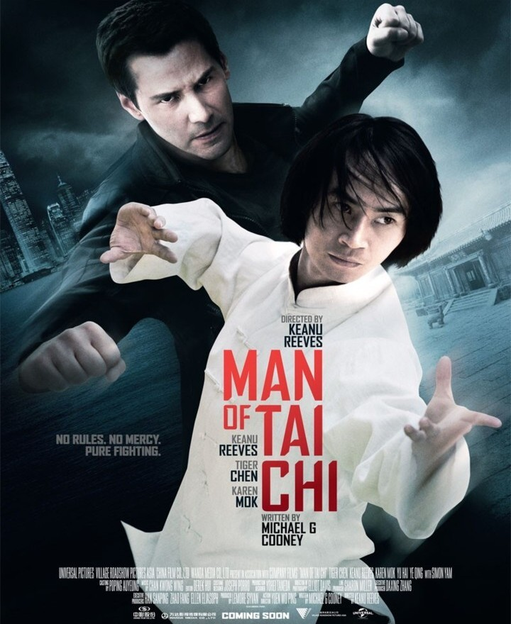 Man of Tai Chilogo
