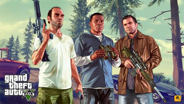 Rockstar Games Presents the Grand Theft Audio V Mixtape