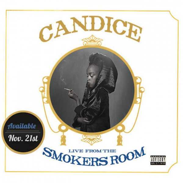 Candice - Smokers Room