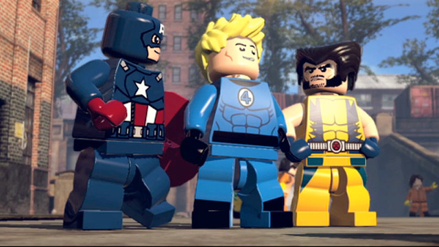 Lego Marvel Super Heroes Lego Marvel Super Heroes Trainer