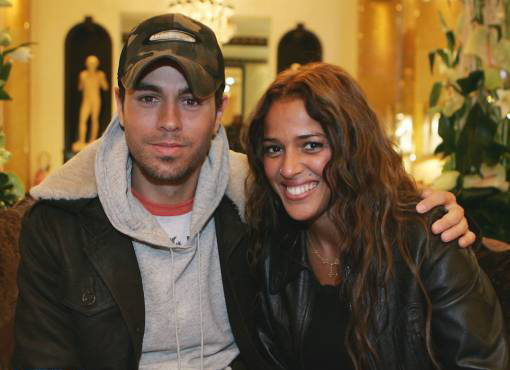 Enrique Iglesias - Tired of being sorry feat. Nadiya