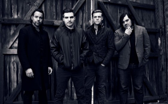The Boxer Rebellion - Keep Moving
