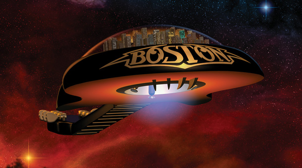 Boston - Heaven on Earth