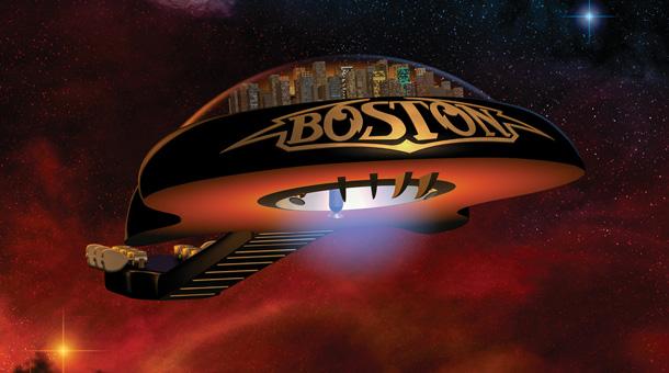 Boston - Heaven on Earth