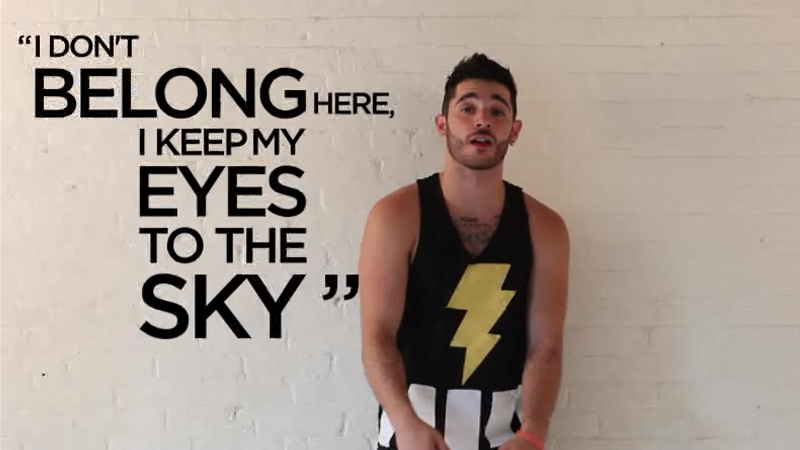 Jon Bellion - Eyes To The Sky