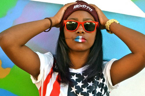 Justine Skye - Hard Work