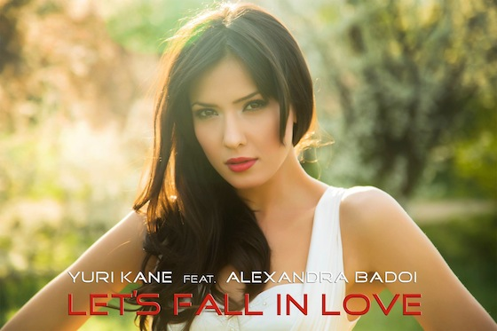 Yuri Kane feat. Alexandra Badoi - Let's Fall In Love