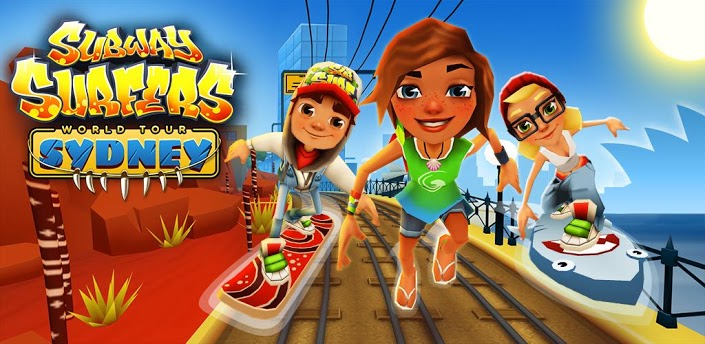 Subway Surfers Trainer