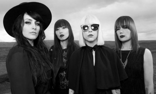 Dum Dum Girls - Rimbaud Eyes
