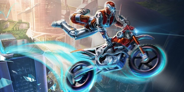 Trials Fusion Trainer