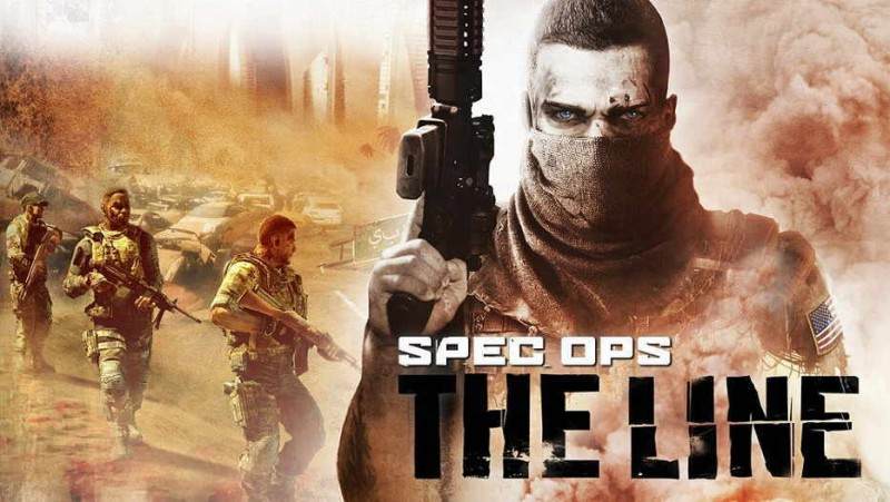Spec Ops The Line Trainer