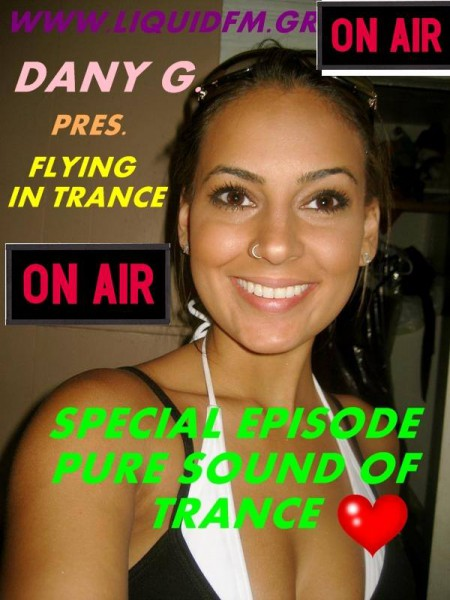 Daniela Gandolfo - Trance Mix Episode 76 (20-10-2014)