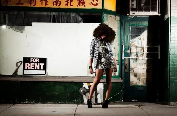 Rochelle Jordan - Playa 4 Life ft. Iamsu!