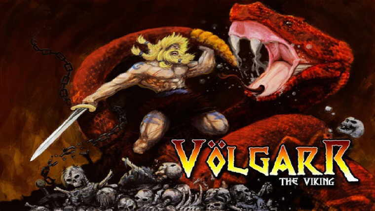 Volgarr the Viking Trainer