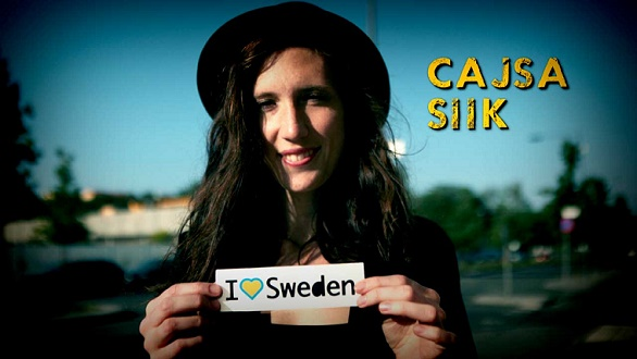 Cajsa Siik is a Swedish artist