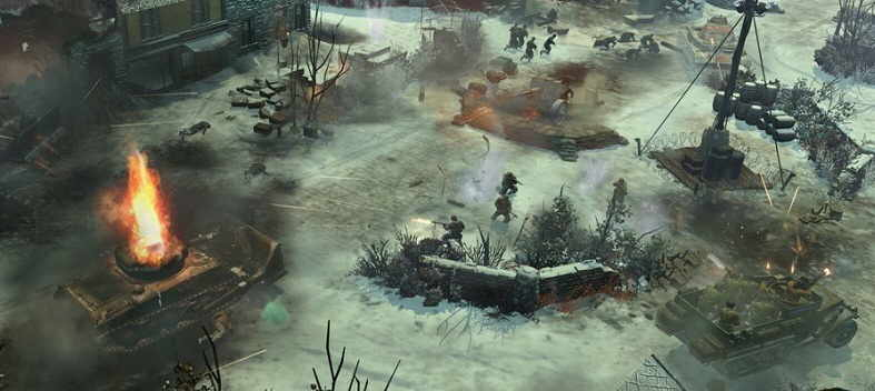 Company Of Heroes 2 Ardennes Assault Trainer