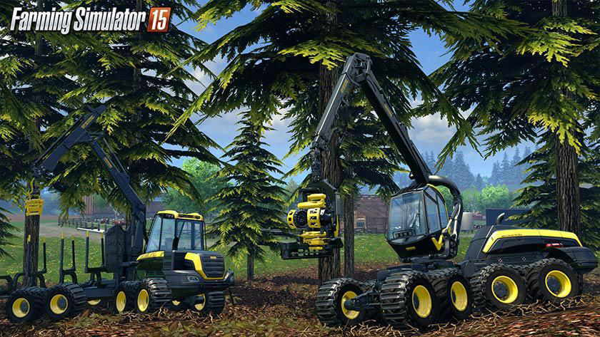Farming Simulator 15 Trainer