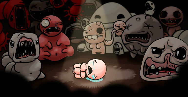 The Binding of Isaac: Rebirth Trainer
