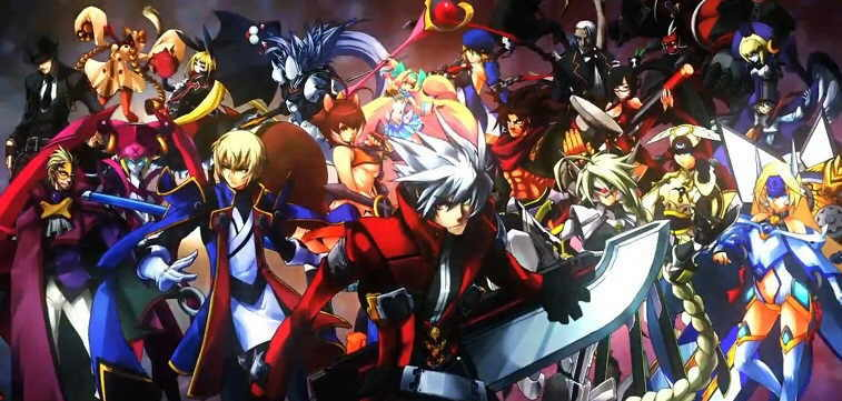 BlazBlue: Continuum Shift Extend Trainer