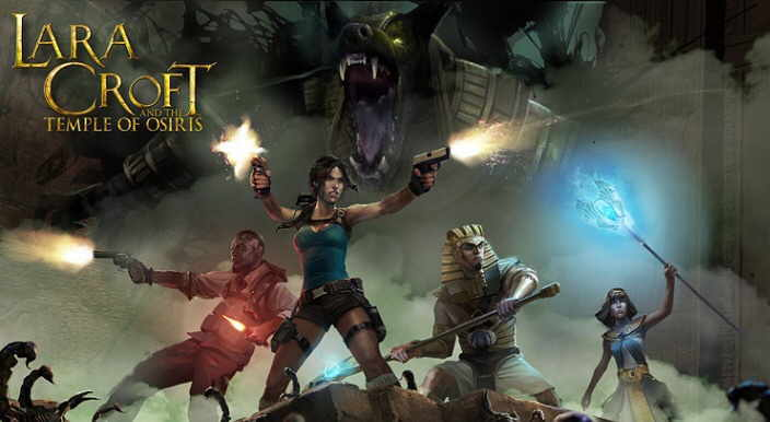 Lara Croft and the Temple of Osiris Trainer