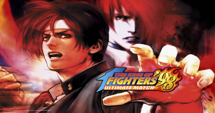 King of fighters 98 para pc