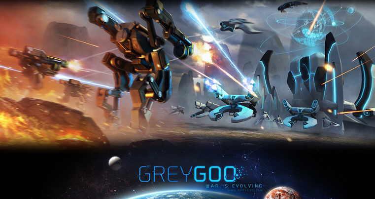 Grey Goo Trainer