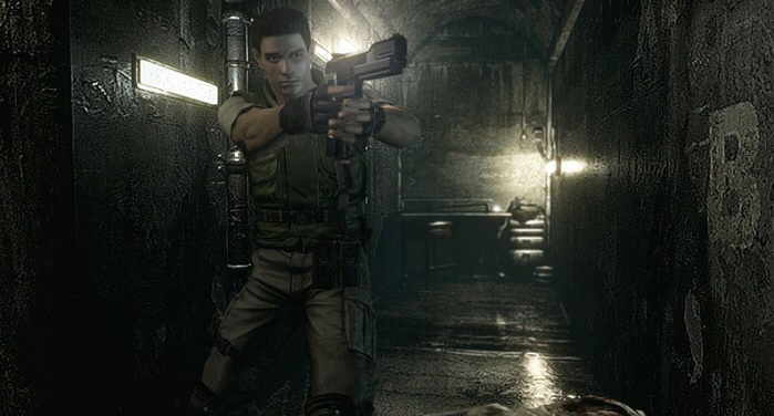 Resident Evil HD Remaster Trainer