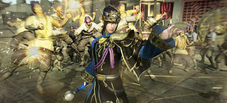 Dynasty Warriors 8 Empires Trainer