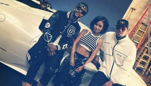 Omarion - Post To Be Ft. Chris Brown and Jhene Aiko