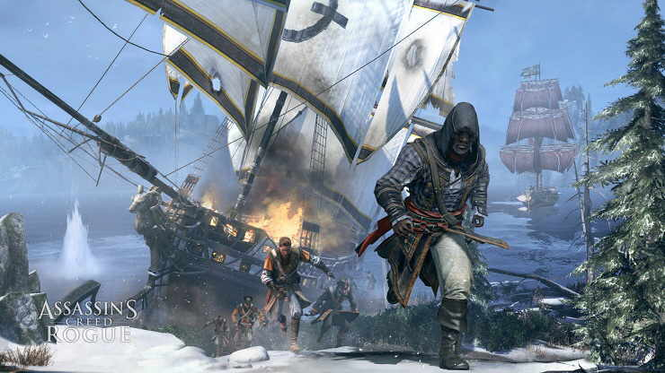 Assassin's Creed Rogue Trainer