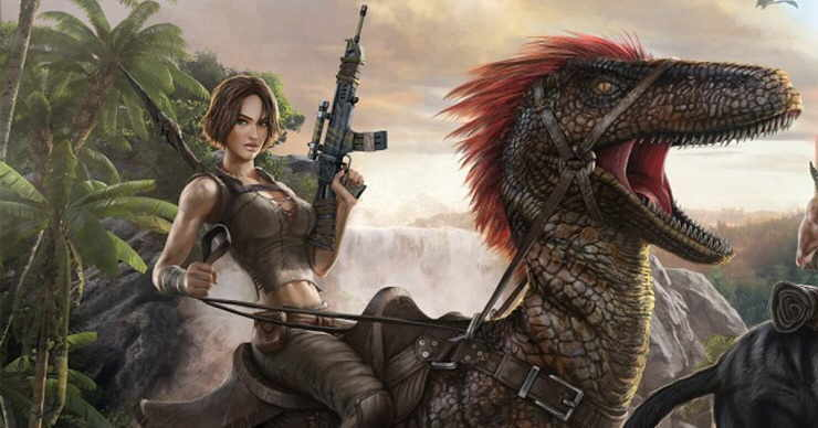 Ark: Survival Evolved Trainer