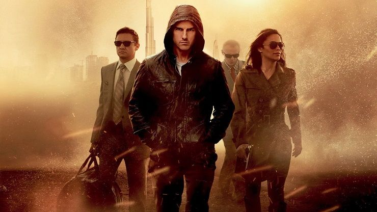 Mission: Impossible Rogue (2015)