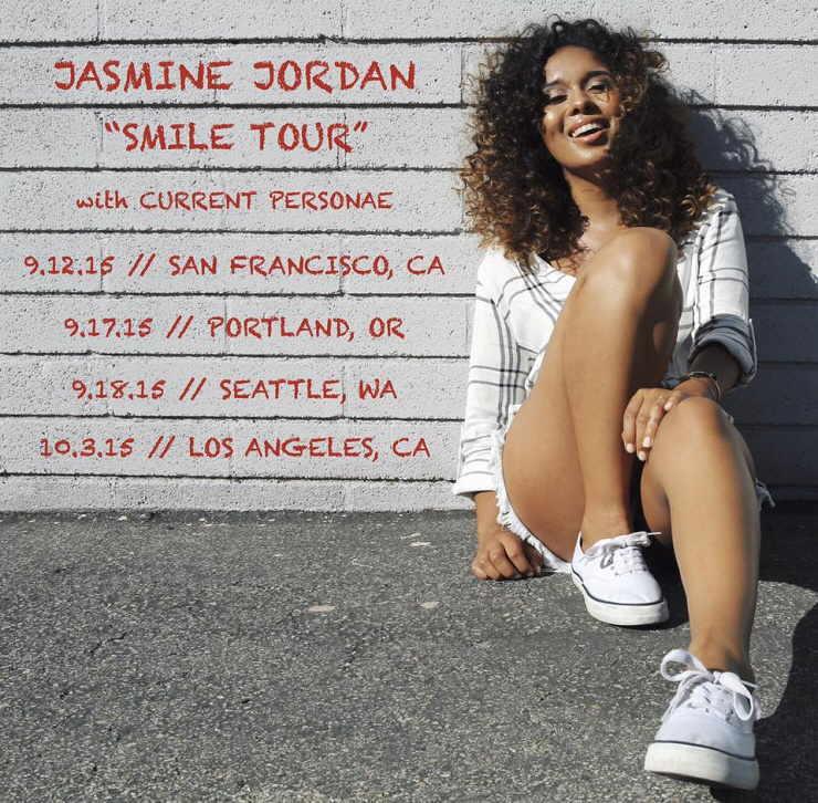 Jasmine Jordan: Smile