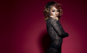 Tiffany Evans: Red Wine