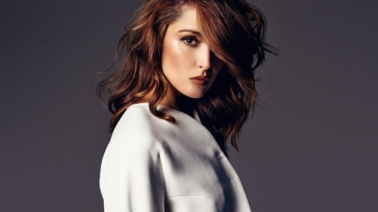 My Favorite Celebrities: Rose Byrne