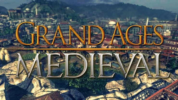Grand Ages: Medieval Trainer