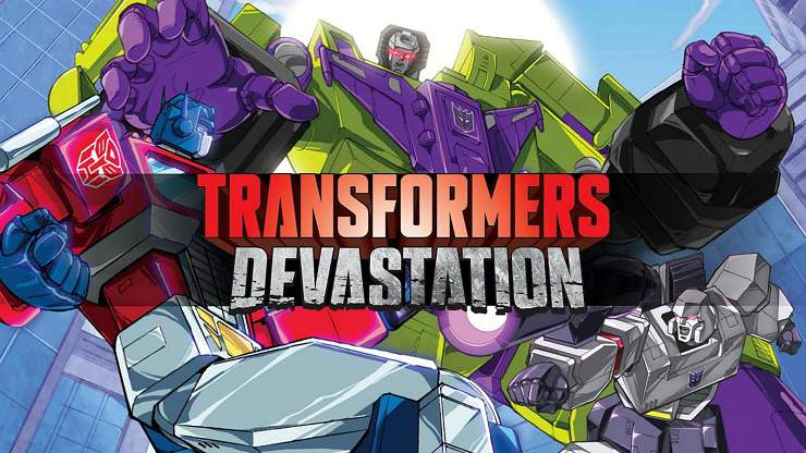 Transformers: Devastation Trainer