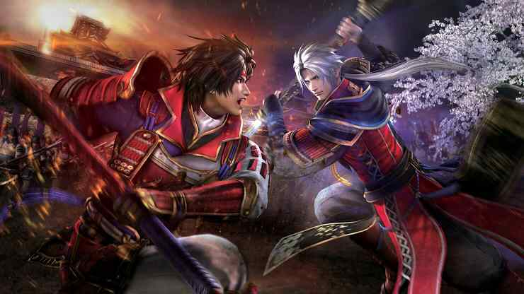 Samurai Warriors 4-II Trainer