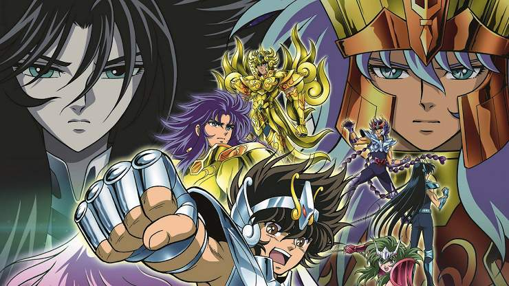 "Saint Seiya: Soldiers"" Soul Trainer"